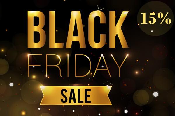 «Чёрная пятница»! Только в период с 25 ноября по 5 декабря скидка 15% на все категории кают!