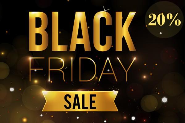 «Чёрная пятница»! Только в период с 26 по 28 ноября скидка 20% на все категории кают!